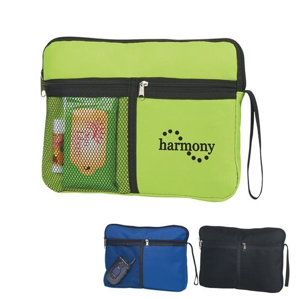 Multi-purpose personal carrying bag,