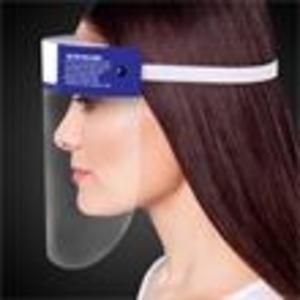 Promotional Plastic Face Shields-SAF097UN