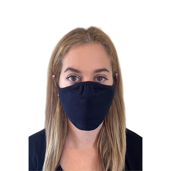 Adult 2-ply face mask