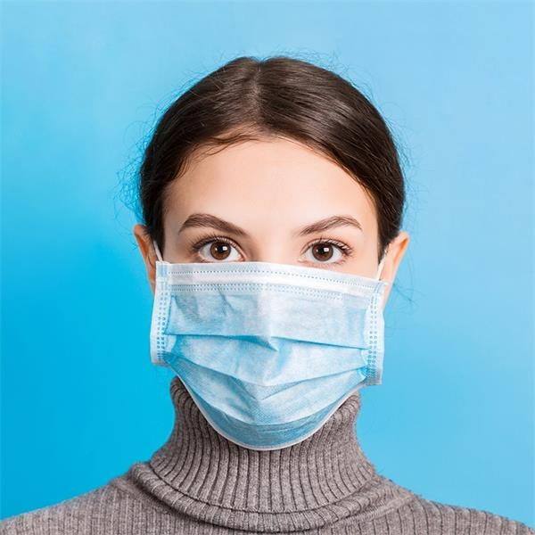 Disposable mask non-woven, 3-layer
