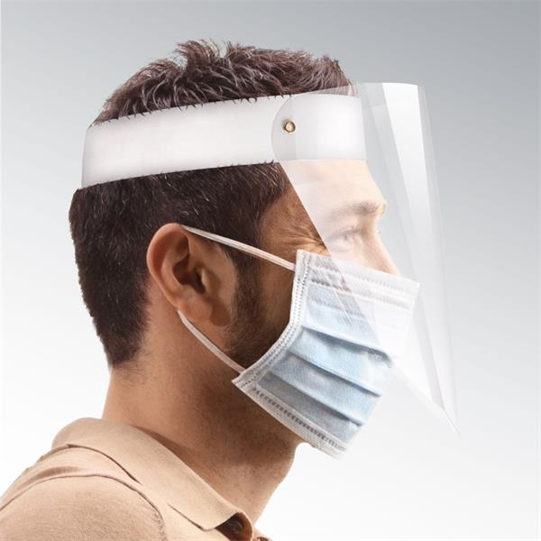 Compact Plastic Face Shield