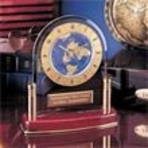 Promotional Desk Clocks-AWARD 708.19