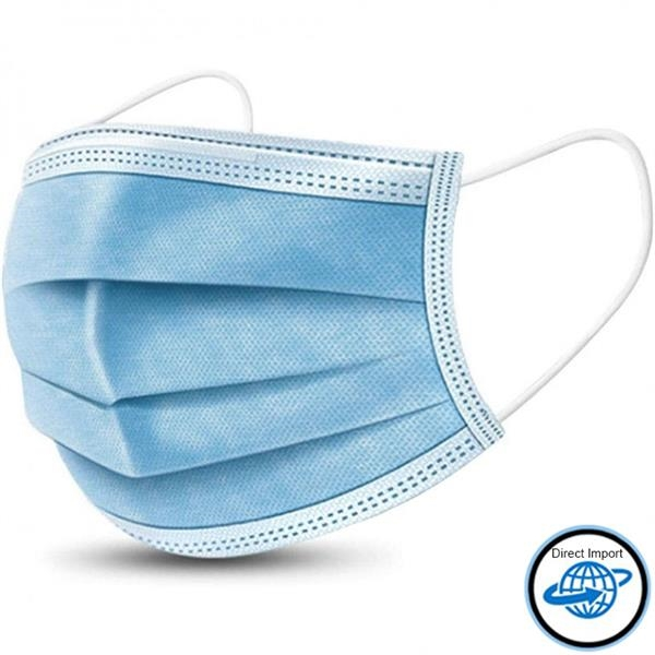 3-Ply Disposable Face Mask,