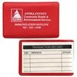 Promotional Medical ID Cards-485