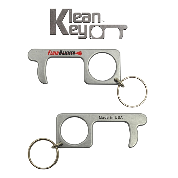 Klean Key made of