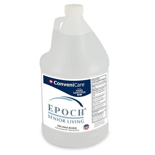 Sanitizer Gel, Label Imprint