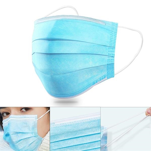 Disposable Personal Protective Face