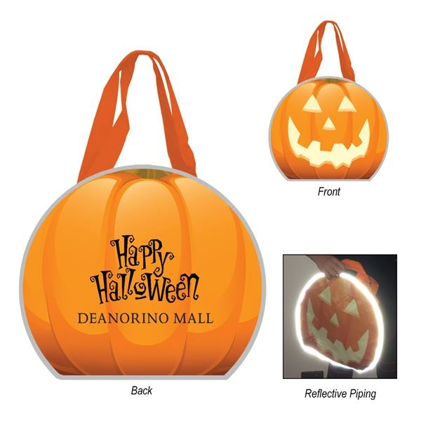Customized Promo Pumpikin Tote