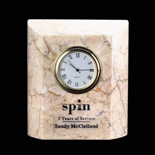 Beautiful Marble Clock