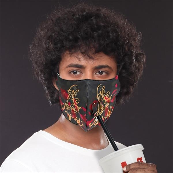 Adult face mask for