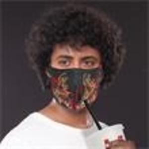 Promotional Full Color Custom Masks-CF-AYT