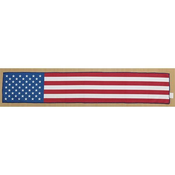 Overseas Patriotic Microfiber Towel