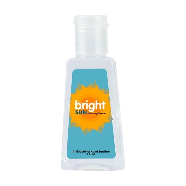 1 oz. lightly scented