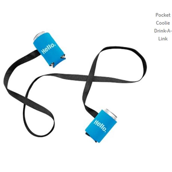 Pocket Coolie Drink-A-Link helps