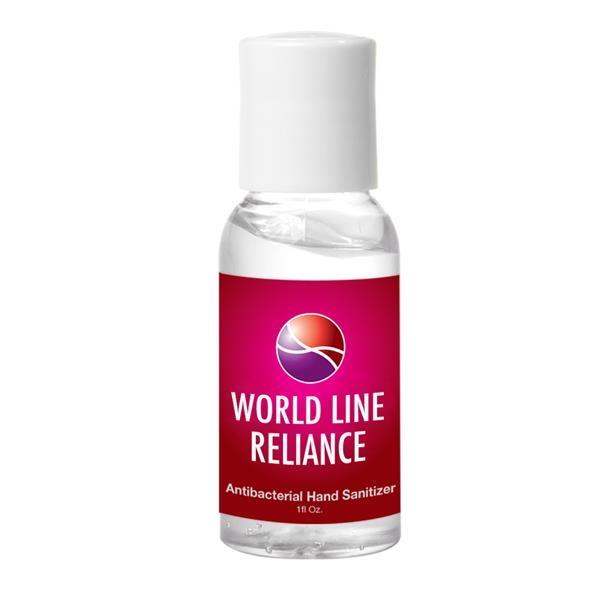 1 oz. Hand Sanitizer.