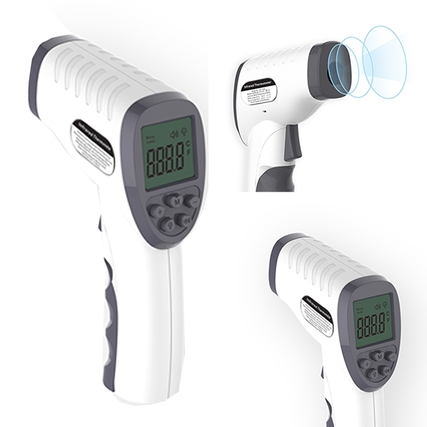 Non-Contact Infrared Thermometer just
