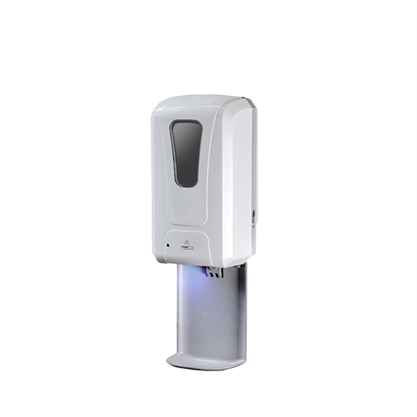 Wall Mount Sanitizer Dispenser