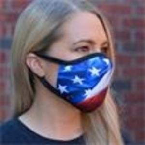 Promotional Full Color Custom Masks-SFM4cp