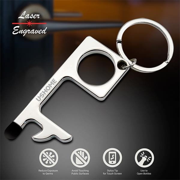 Multi tool for touch-free