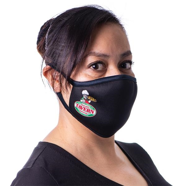 Washable and reusable mask,