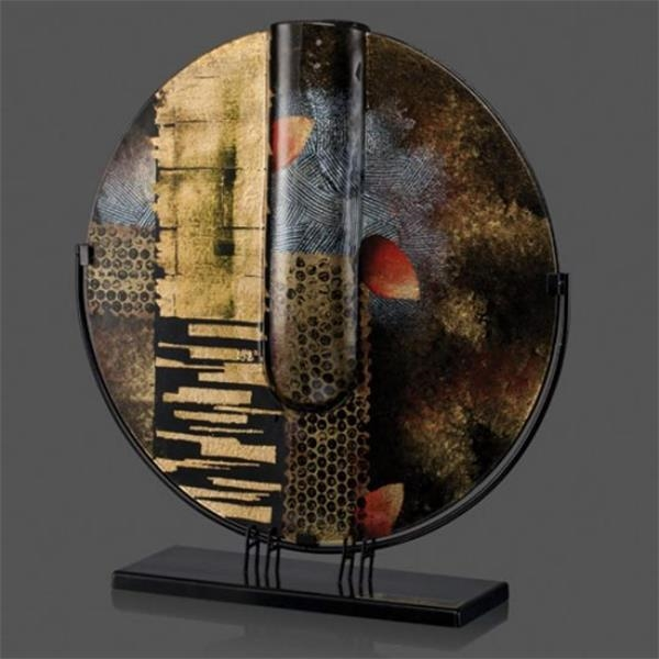 Art glass - Round