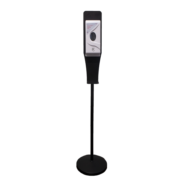 Stand up refillable hand