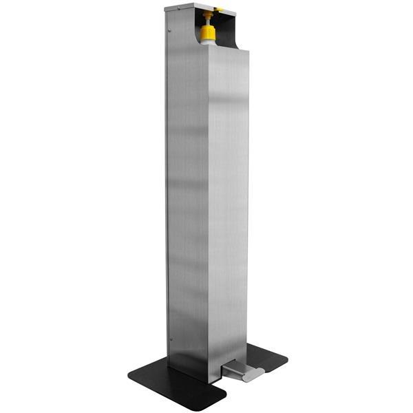 Floor Standing Foot Pedal