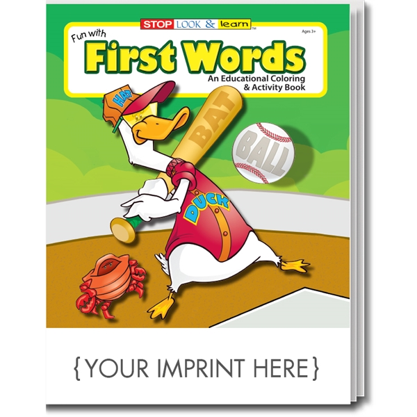 Fun with First Words