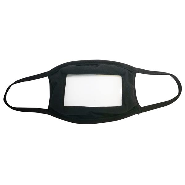 Mask with an anti-fog