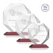 Promotional Crystal & Glassware-AWS1801-R
