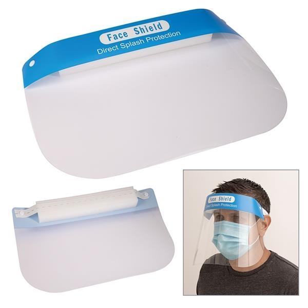 Maximus Clear Plastic Face