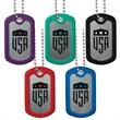 Promotional Dog Tags-333
