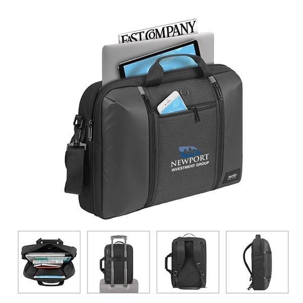 Solo® Highpass Hybrid Briefcase