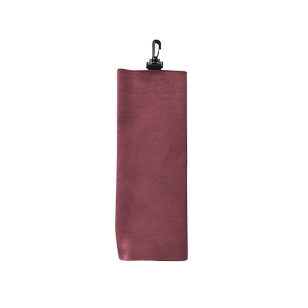 Microfiber Golf Towel, 6x15,
