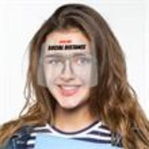 Promotional Plastic Face Shields-FS109