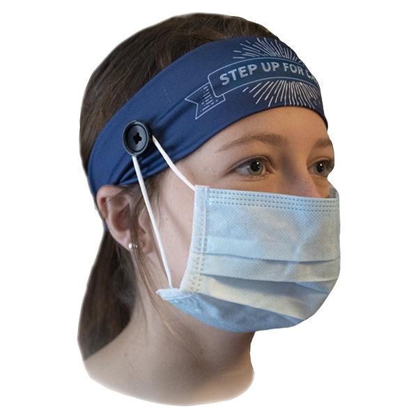 Ear Saver Headband with
