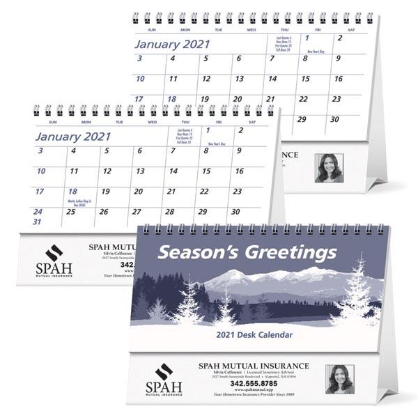 Econo 2022 Desk Calendar.