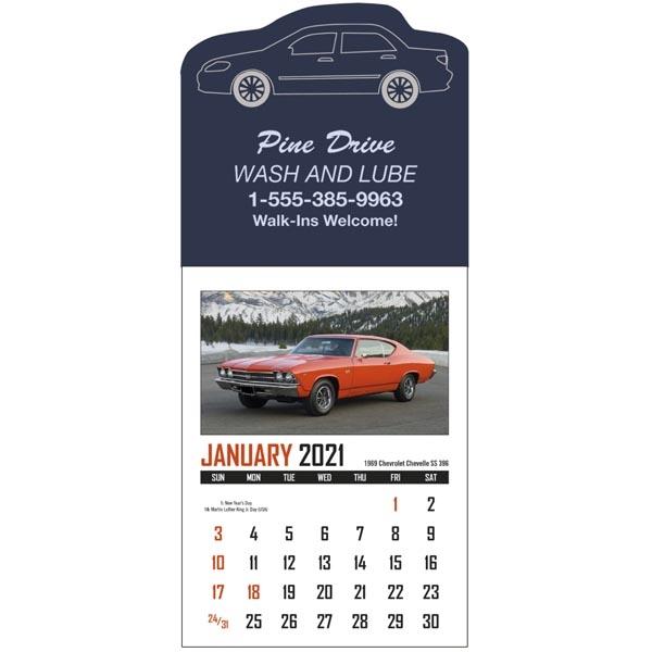 2022 stick up calendar