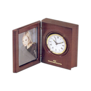 Promotional Desk Clocks-D051-R