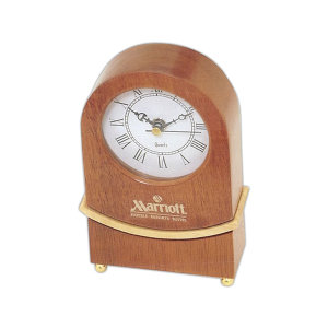 Desk pendulum clock.