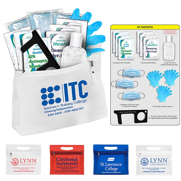 14-piece PPE safety kit