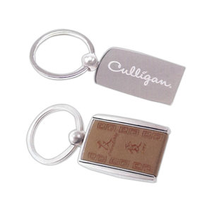 Keychain with Chinese character.