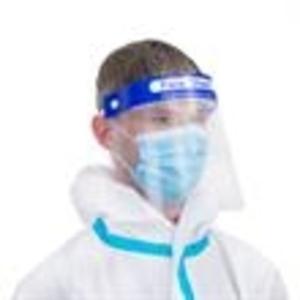 Promotional Plastic Face Shields-PGS-8117