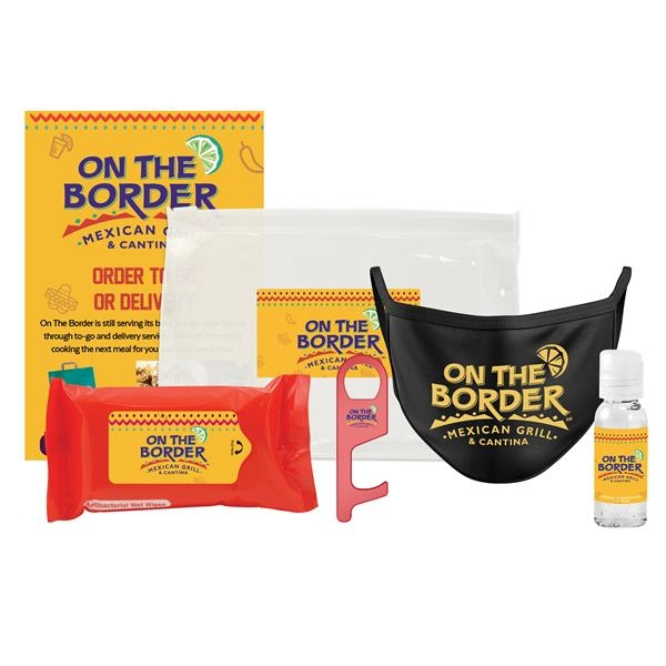 Protection kit that includes