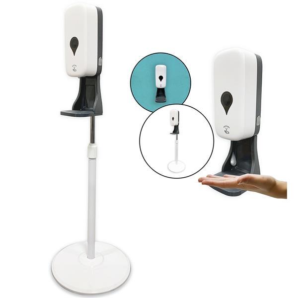 Touchless Hand Sanitizer Dispenser.