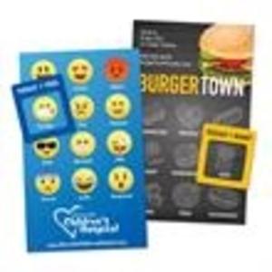 Promotional Business Card Magnets-FRAMEOFMIND