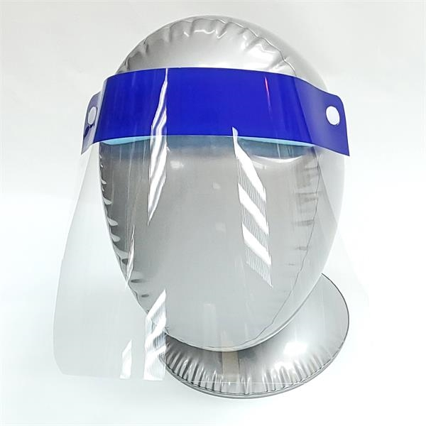 Youth-sized reusable face shield