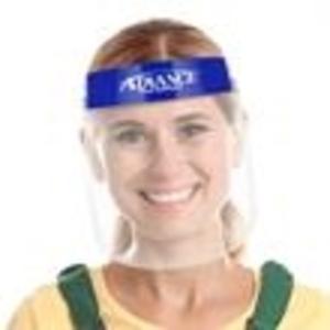 Promotional Plastic Face Shields-H401