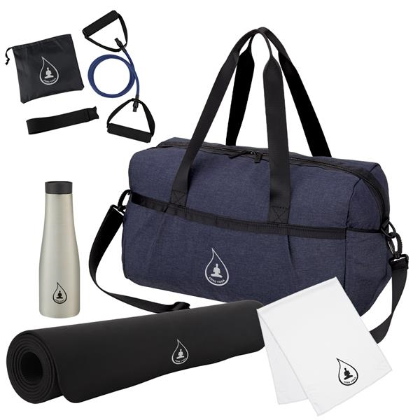 Travel kit that includes