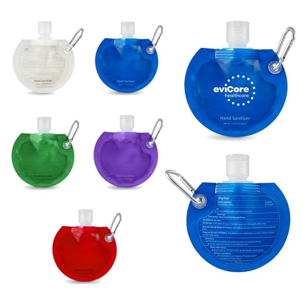 1.5 oz. Round Collapsible